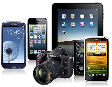 Смартфон, планшет, плеер, компьютер, фотоаппарат