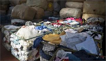 Переработка текстиля один из методов улучшения экологической обстановки планеты