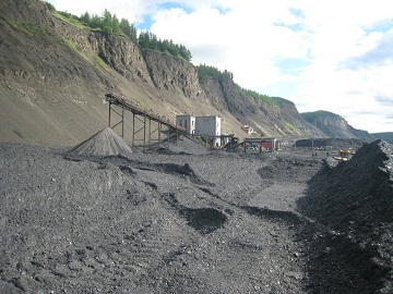 Тунгусский угольный бассейн
