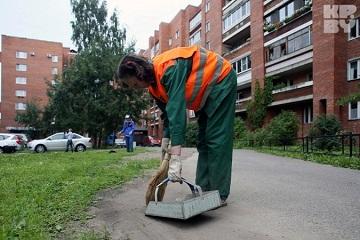 Норматив уборки территории для дворника
