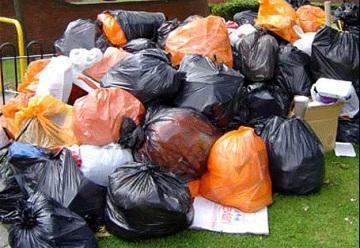 Мешки мусора
