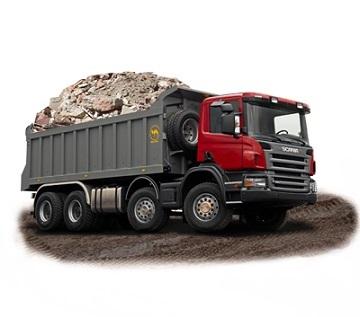 Вывоз мусора строительного в Москве