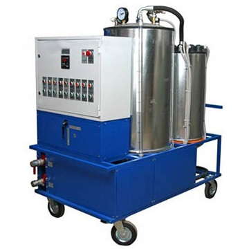 Методы переработки отработанного нефтяного продукта
