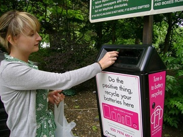 Утилизация бытовой техники и мусора в Европе