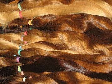 Переработка волос и ногтей