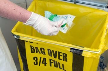 Утилизация фармакологических отходов