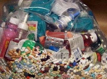 Фармацевтические отходы