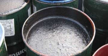 Тара для хранения нефтешламов