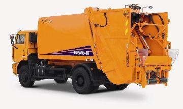 Мусоровозы - решение проблем с мусором