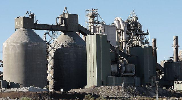 Комплекс по производству бетона