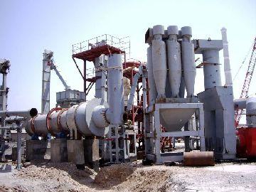 Производственный цементный комплекс