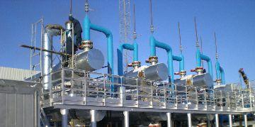 Аппаратура для добычи газа