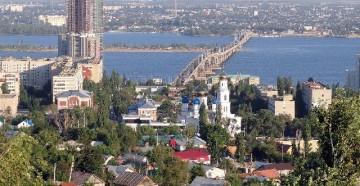 Крупный город