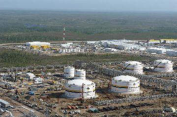Ванкорское месторождение нефти - необычный, мощный и современный добывающий комплекс