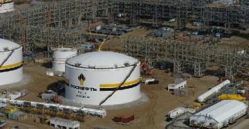 Хранилища нефти