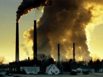Выбросы завода