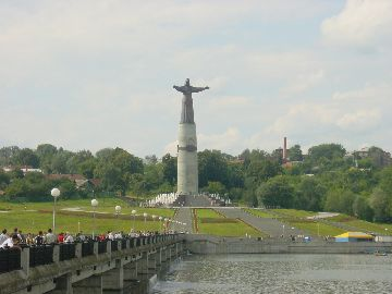 Большая скульптура