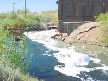 Моющие средства в воде