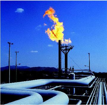Сгорание газа