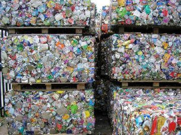 Большой объем отходов