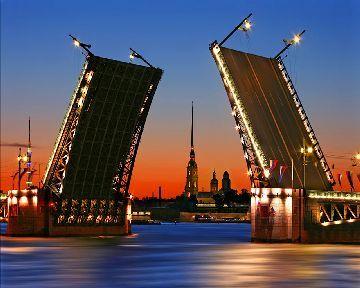 Экология Санкт-Петербурга - самого прекрасного города РФ