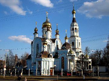 Церковное сооружение