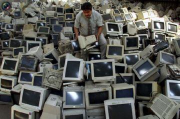 Старые мониторы