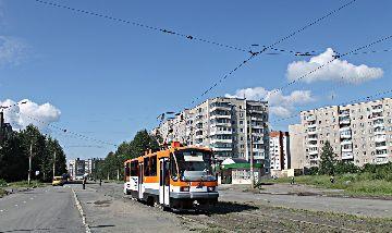 Коммунальный траспорт