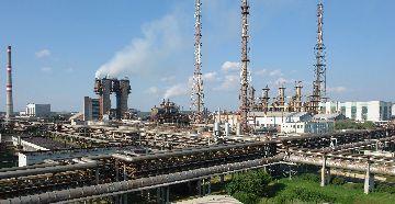 Крупный завод