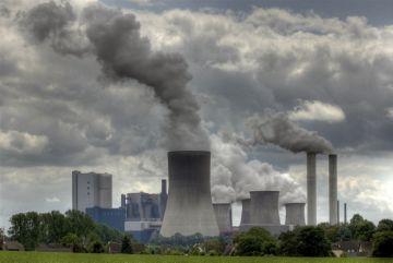 Промышленные выбросы
