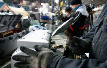 Утилизация техники в России