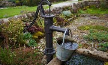 Скважина и вода