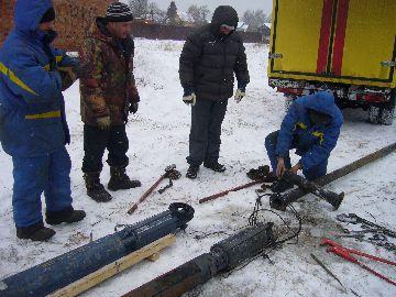 Полный ремонт скважины