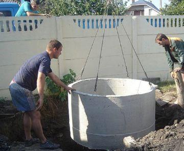 Устройство канализации на даче - правильная схема
