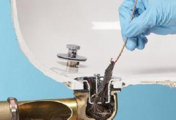 механический способ прочистки канализации