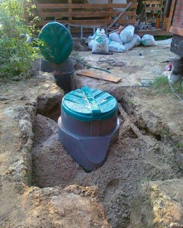 монтаж канализационной системы