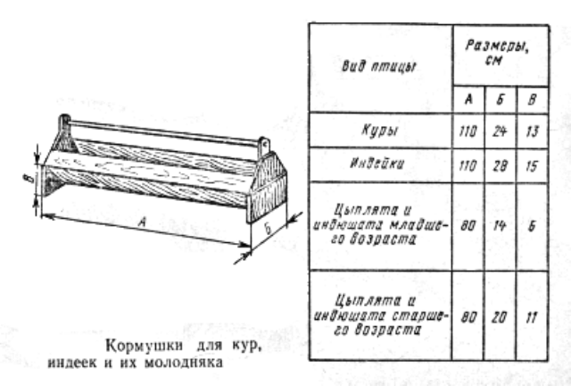Как смастерить кормушку для кур своими руками, используя различные материалы