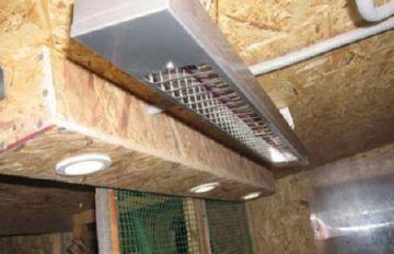 Как обогреть курятник зимой и сэкономить на электричестве