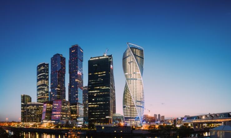 Москва рейтинги
