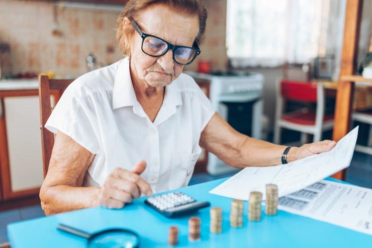 Кредит для пенсионера