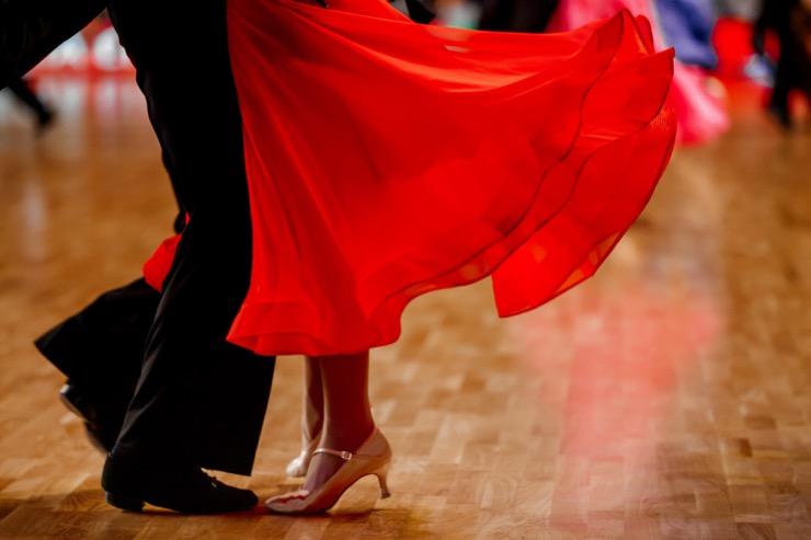 танцевальный бизнес