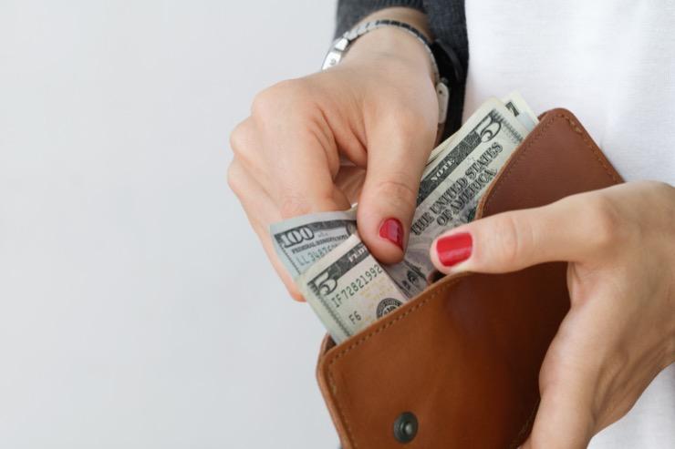 Что делать если потратил все деньги